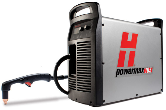 Hypertherm PowerMax 105XP from Plazmax Technologies NZ