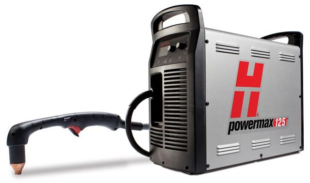 Hypertherm PowerMax 125XP from Plazmax Technologies NZ