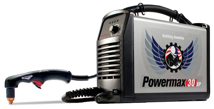 Hypertherm PowerMax 30XP from Plazmax Technologies NZ