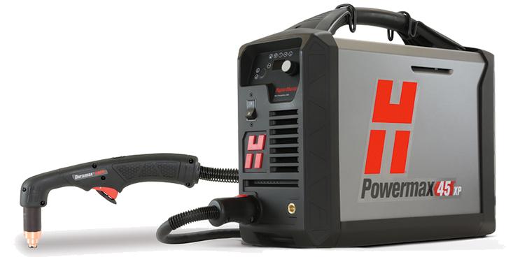 Hypertherm PowerMax 45XP from Plazmax Technologies NZ