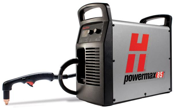 Hypertherm PowerMax 85XP from Plazmax Technologies NZ