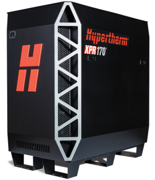 Hypertherm XPR170 from Plazmax Technologies
